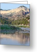 Chama River Greeting Cards - Beaver Pond Greeting Card by Look Visions