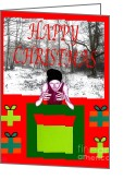 Seasonal Greeting Cards Greeting Cards - Love This Time Of Year Greeting Card by Patrick J Murphy