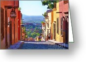 John Kolenberg Greeting Cards - Pila Seca Greeting Card by John  Kolenberg