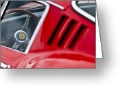 Photographers Fine Art Greeting Cards - 1966 Ferrari 275 GTB Greeting Card by Jill Reger