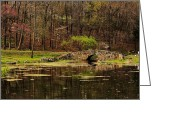 Ozarks Greeting Cards - Arkansas Tranquility Greeting Card by Benjamin Yeager