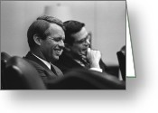 Assassinated Leaders Greeting Cards - Robert Kennedy Greeting Card by War Is Hell Store