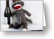 Most Photo Greeting Cards - 94 Points Wine Advocate Greeting Card by William Patrick