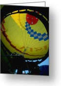 Balloon Fiesta Greeting Cards - Balloon 3 Greeting Card by ABeautifulSky  Photography
