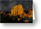Rocky Mountain Posters Greeting Cards - Birds of a Feather Greeting Card by Jon Burch