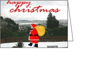 Seasonal Greeting Cards Greeting Cards - Christmas In Ireland Greeting Card by Patrick J Murphy