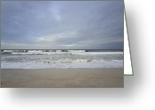 Terry Deluco Greeting Cards - Cloudy Skies Greeting Card by Terry DeLuco