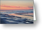 Bill Cannon Greeting Cards - Colorful Morning Greeting Card by Bill Cannon