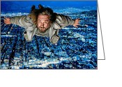 Tom Roderick Greeting Cards - Come Fly With Me Greeting Card by Tom Roderick