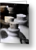 Jugs Greeting Cards - Jugs Greeting Card by Steven  Digman