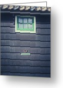 Mail Box Photo Greeting Cards - Letter Box Greeting Card by Joana Kruse