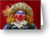 Star Sculpture Greeting Cards - Peaches ls Ready For Her Close Up Mr DeMille Greeting Card by David Wiles