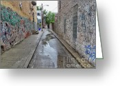 South Philadelphia Greeting Cards - Philadelphia South Street 5 Greeting Card by Jack Paolini