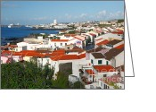 Gaspar Avila Greeting Cards - Sao Miguel - Azores Greeting Card by Gaspar Avila
