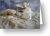 Excavation Greeting Cards - Sweet Discovery Greeting Card by Heather Applegate