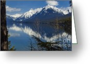 Daysray Photography Greeting Cards - Time for Reflection Greeting Card by Fran Riley