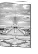 Art Museum Greeting Cards - Wing Span Greeting Card by Scott Norris