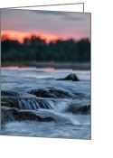 Blurry Greeting Cards - Wish You are here Greeting Card by Davorin Mance
