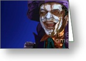 The Joker Greeting Cards - 035. Wait Till They Get A Load Of Me Greeting Card by Tam Hazlewood