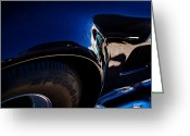 Ford Street Rod Greeting Cards - 1966 Ford AC Shelby Cobra 427 Greeting Card by David Patterson