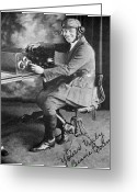 Bess Greeting Cards - Bessie Coleman, Us Aviation Pioneer Greeting Card by Schomburg Centernew York Public Library