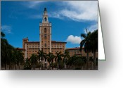  Biltmore Hotel Greeting Cards - Biltmore Hotel Greeting Card by Ed Gleichman