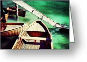 Picoftheday Greeting Cards - Braies Greeting Card by Luisa Azzolini