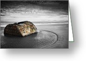 Seaview Greeting Cards - Coastal Scene Greeting Card by Svetlana Sewell