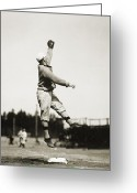 Philadelphia Phillies Photo Greeting Cards - Eddie Grant (1883-1918) Greeting Card by Granger