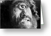 Cyclops Greeting Cards - Film: Ulysses, 1954 Greeting Card by Granger
