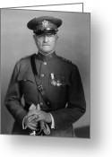 Military History Greeting Cards - General John Pershing Greeting Card by War Is Hell Store