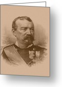 The War Between The States Greeting Cards - General Philip Sheridan Greeting Card by War Is Hell Store