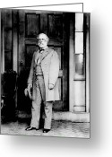 American History Painting Greeting Cards - General Robert E Lee Greeting Card by War Is Hell Store