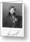 Autograph Photo Greeting Cards - George Iv (1762-1830) Greeting Card by Granger
