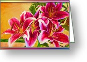 Staley Art Greeting Cards - Happy to be Alive Greeting Card by Chuck Staley