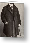 Personage Greeting Cards - Henri Toulouse-lautrec Greeting Card by Photo Researchers