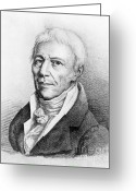 Chevalier Greeting Cards - Jean-baptiste Lamarck, French Naturalist Greeting Card by Science Source