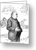 Autograph Photo Greeting Cards - Jean Martin Charcot Greeting Card by Granger
