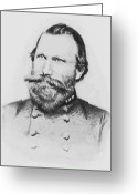 Rebel Greeting Cards - JEB Stuart Greeting Card by War Is Hell Store