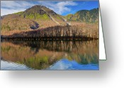 Perfection Greeting Cards - Kamikochi Greeting Card by Photosshoot
