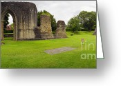King Arthur Greeting Cards - King Arthurs Grave Greeting Card by Jan Faul