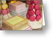 Confections Greeting Cards - Laduree Sweets Greeting Card by Brian Jannsen