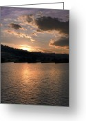Quality Photo Greeting Cards - Landscape Greeting Card by Lyubomir Kanelov