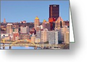 Sewickley . Greeting Cards - Pittsburgh 20  Greeting Card by Emmanuel Panagiotakis