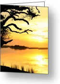 Inland Greeting Cards - Remember When Greeting Card by Karen Wiles