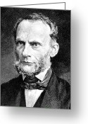 Julius Greeting Cards - Rudolf Clausius (1822-1888) Greeting Card by Granger