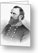 General Jackson Greeting Cards - Stonewall Jackson Greeting Card by Granger