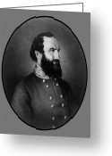 The War Between The States Greeting Cards - Stonewall Jackson Greeting Card by War Is Hell Store