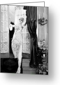 Barry Greeting Cards - Theda Bara (1885-1955) Greeting Card by Granger