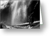 Designs With Photography Greeting Cards - Twenty Something Greeting Card by Louie Rochon
